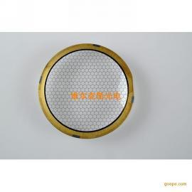 755蜂巢皮秒激光镜片 蜂巢聚焦镜 蜂巢手具镜片