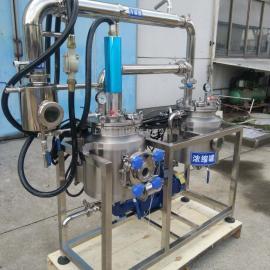 RY-NSG循环提取浓缩机组设备