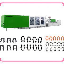 塑料地暖卡钉生产设备生产线