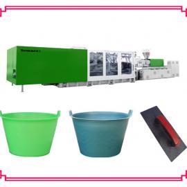 塑料灰桶设备报价 塑料灰桶生产机器 塑料建筑产品注塑机
