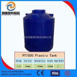 塑料水桶 PE水塔 1.5吨水箱 水箱价格