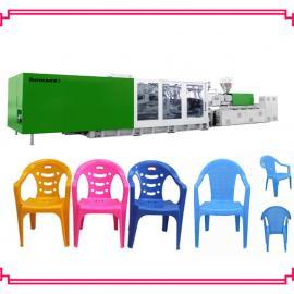 塑料沙滩椅生产机器塑料沙滩椅注塑机