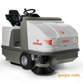 意大利高美COMAC大面积驾驶式清扫车CS110B