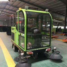 受欢迎的荆州高配扫地车推荐:工地专用的除尘扫地车