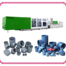 济宁生产管件设备厂家 复合管件注塑机 PVC管件生产设备