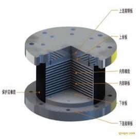 GZY铅芯隔震橡胶支座