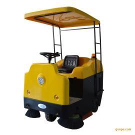 直销驾驶式清扫车|依晨全自动双刷扫地机街道物业厂区用扫地机