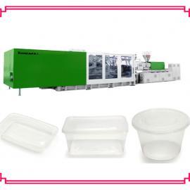 一次性打包餐盒注塑机 一次性打包餐盒生产设备