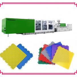塑料 悬浮式地板设备生产厂家