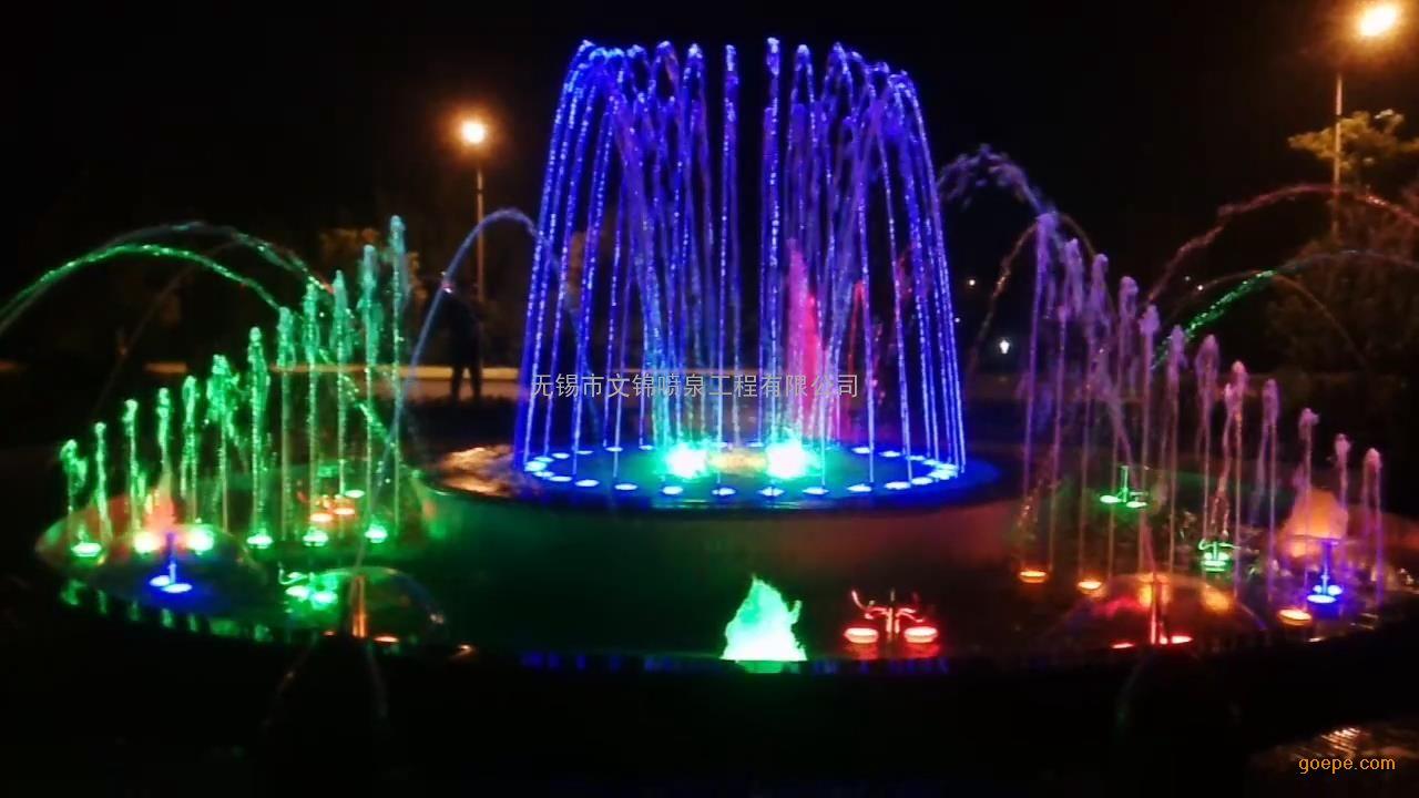 产品展示 喷泉水景 彩色音乐喷泉工程 > 售楼处喷泉 广场喷泉 厂区