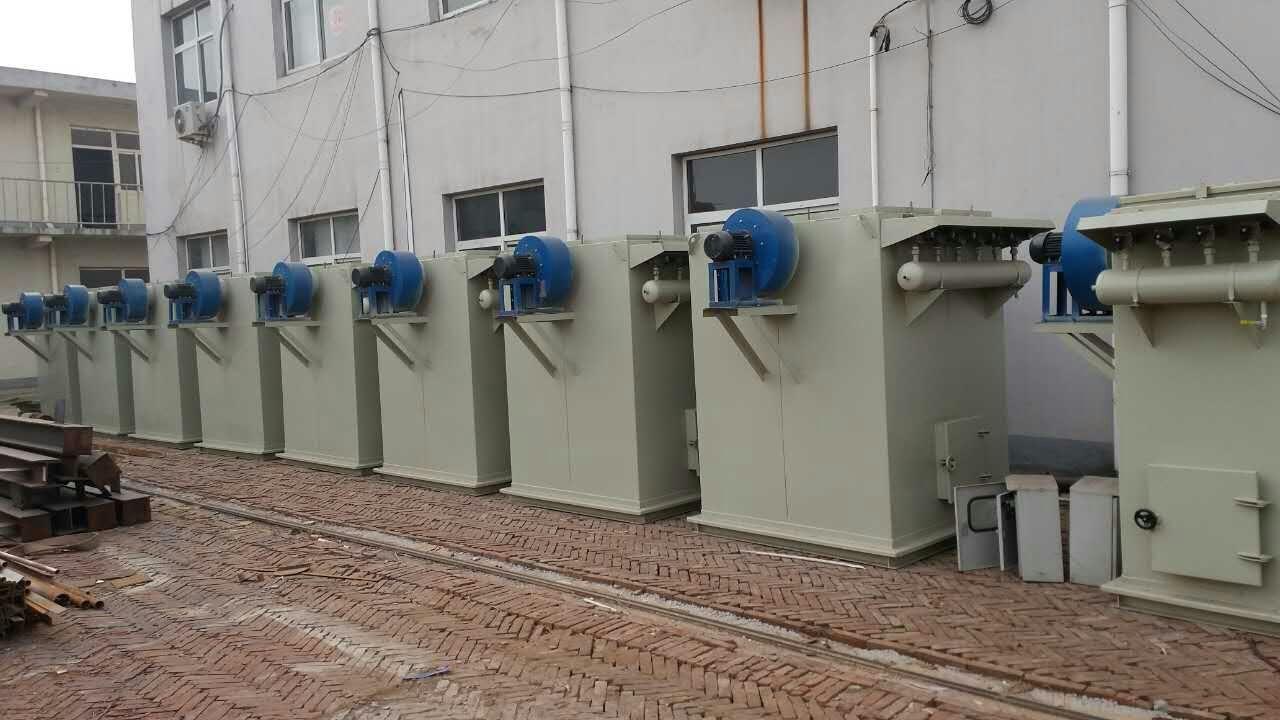 济南打磨车间除尘器/木工除尘器/布袋除尘器生产厂家