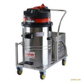 24V蓄电池工业吸尘器威德尔清洁吸尘器吸尘吸水无线式手推吸尘器