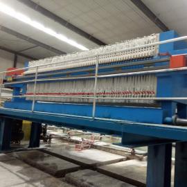 超高压 高干隔膜压榨 碳酸钙厂设备 厂家 极氧化污水处理设备