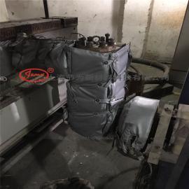 挤出机保温套 可拆卸塑料筒挤出机保温套 流道保温隔热套