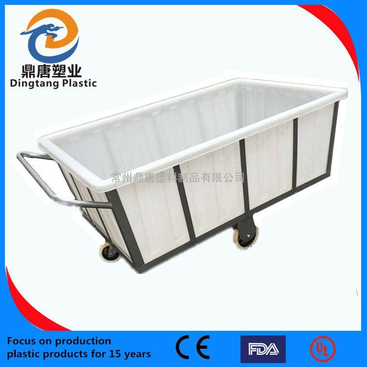 供应方桶 50L-1100L塑料方箱 周转箱 方形周转箱