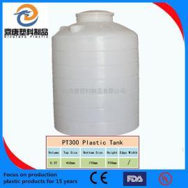 常州塑料水桶,PE水塔,0.3吨水箱