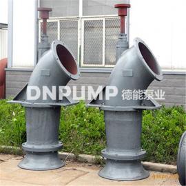 船坞升降水位用ZLB型立式轴流泵 泵站建设