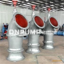 德能泵业天津有限公司_ZLB型大流量立式轴流泵