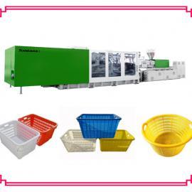 塑料鱼筐海鲜筐设备 塑料筐机器 塑料海蜇筐生产设备
