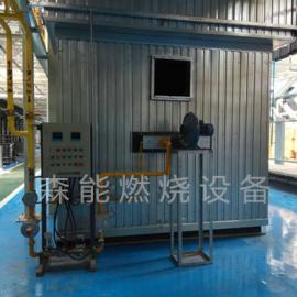 直燃式加热燃气空调热风燃烧器 森能燃烧器