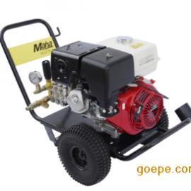 德国Maha工业级汽油引擎驱动冷水高压清洗机M25/15B