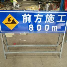 交通标志牌专业制作反光标志牌 铝制品