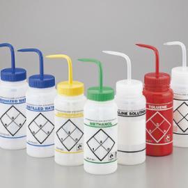 ASONE生理盐水带标签清洗瓶11646-0617