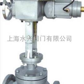ZAZP-16C DN100电动单座调节阀