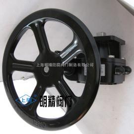 气动手轮 气动阀手动装置