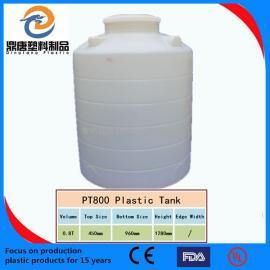 0.8吨塑料水箱价格,九江塑料水箱批发