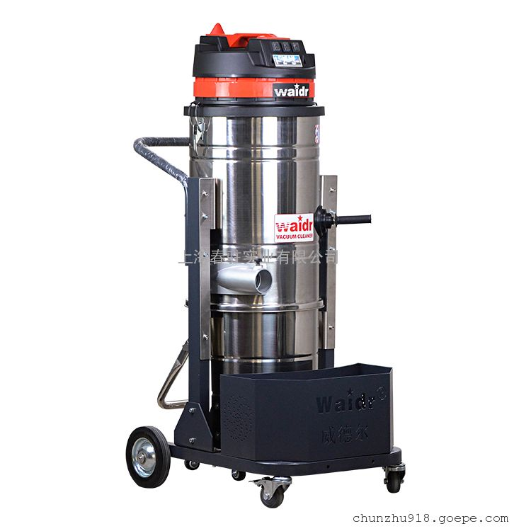 昆山大型机械厂用强力吸尘器铁屑焊渣颗粒专用强力吸尘器