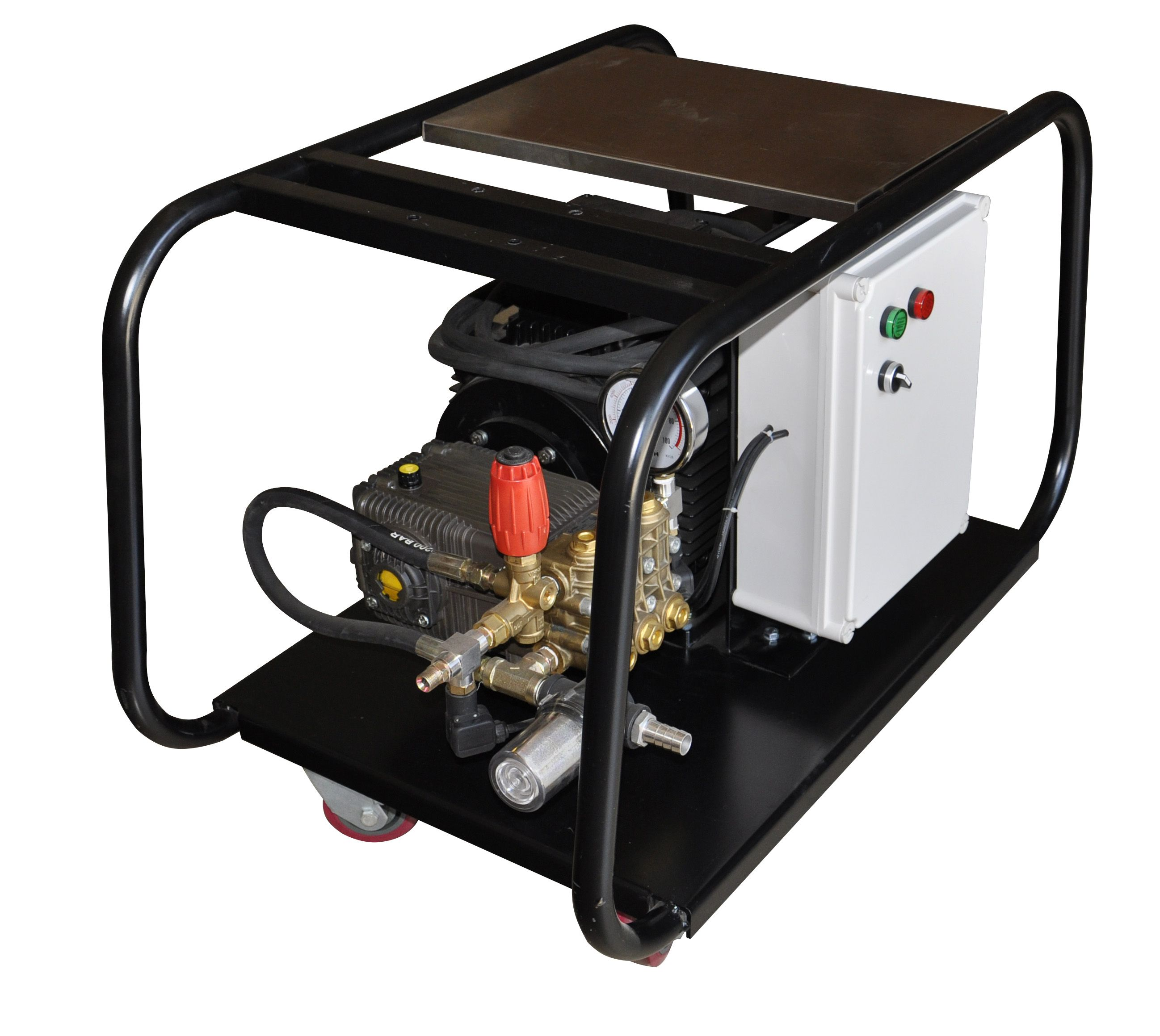 350公斤道路标线清洗机 机务段高压清洗机 防爆高压清洗机