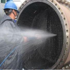 高压水喷砂除漆清洗机 电厂列管高压清洗机 热电厂凝汽器清洗机