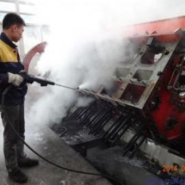 热水高温高压清洗机250公斤电加热高压清洗机厨房发动机油污油渍