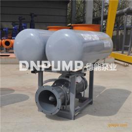 新型浮筒中吸式轴流泵厂家