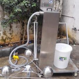 浮球型油水分�x器浮油回收�C浮油收集器