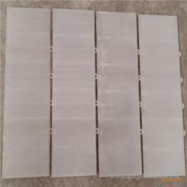 卡扣筛片 铝合金条尼龙筛片 高频筛片 直线振动筛 厂家直销