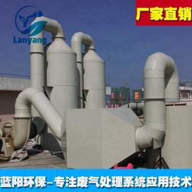 如皋包装印刷废气处理/废气处理系统【环境工程】