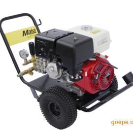 德国Maha工业级汽油引擎冷水高压清洗机M35/21BE