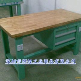 重型钳工模具维修台钢板操作台虎钳装配工作桌飞模修理台桌