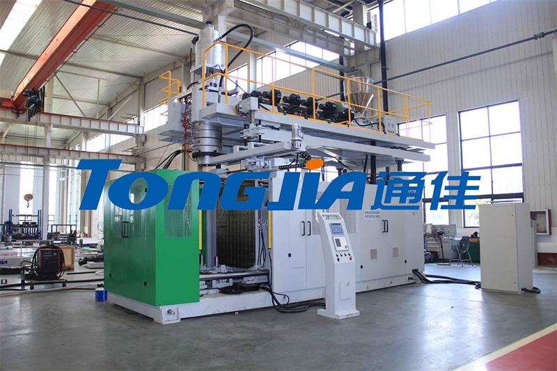 塑料浮筒生产设备光伏浮筒生产线吹塑机厂家吹塑机价格