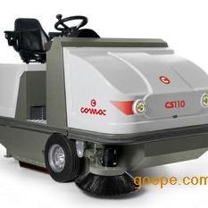 高美 CS 110 D 柴油引擎驱动驾驶式无尘清扫车