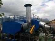 东莞工业活性炭废气净化装置