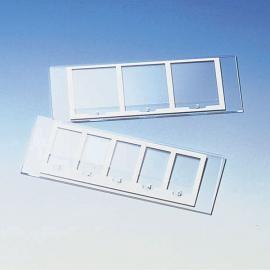 现货ASONE5观察窗镜检板UR-157S&#8