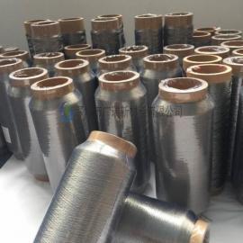 纯不锈钢纤维纱线,高温金属线.金属纤维捻线,不锈钢发热线
