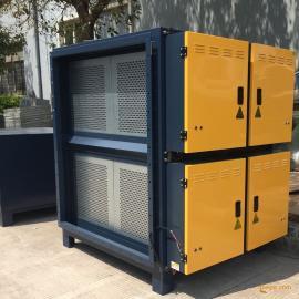 低空排放油烟净化器6000风量商用饭店厨房餐饮环保烧烤餐馆