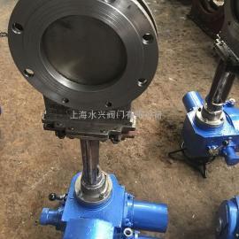 PZ973H-10C DN80电动刀闸阀(浆液阀)