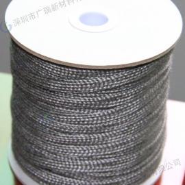 深圳广瑞生产316L不锈钢纤维高温金属套管玻璃盖板专用