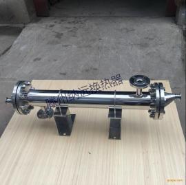 立式卧式两用换热器 螺旋缠绕双管板换热器
