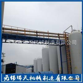建筑原料 水泥粉料 化工粉料的专业输送设备 管链输送机